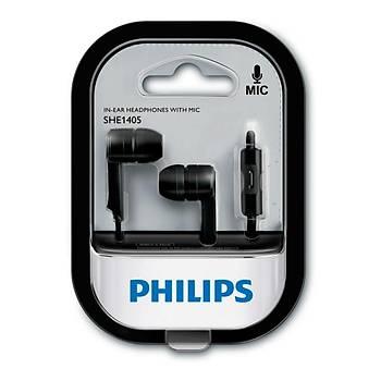 Philips SHE1405BK Siyah Kulaklýk