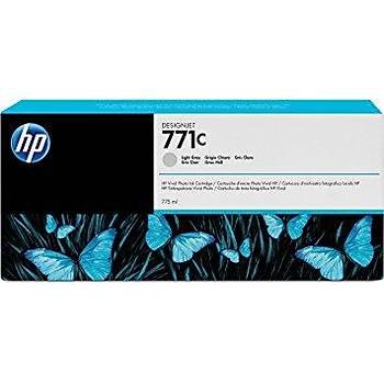HP 771C Light Gray Açýk Gri 775ML Plotter Kartuþu B6Y14A