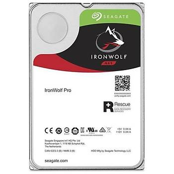 Seagate Ironwolf Pro 3.5 6TB 7200Rpm 256Mb Sata 3 ST6000NE000 Harddisk