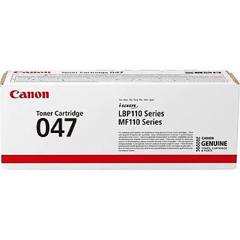 Canon CRG-047 Black Siyah Lazer Toner