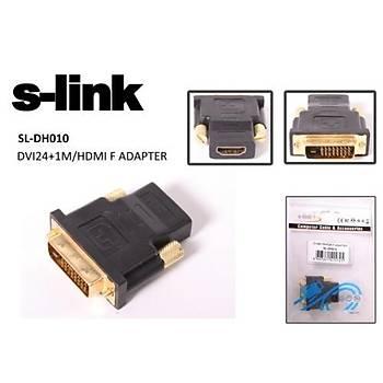 S-link SL-DH010 Hdmý Diþi To Dvý  24+1 Erkek Çevirici