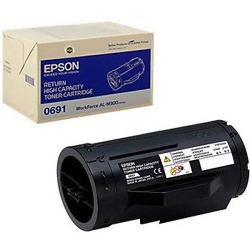 Epson AL-M300 10.000 Sayfa Yüksek Kapasite Toner S050691
