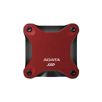 Adata 240GB External 440-430MB-s USB Taþýnabilir ASD600Q-240GU31-CRD Harici Ssd
