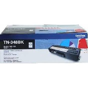 Brother TN-348BK 6.000 Sayfa Black Siyah Toner HL-4150-4570 DCP-9055  MFC-9460-9970