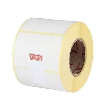 Tanex 60-40 40 mm 1 Li Barkod Etiketi 1000 Li