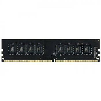 Team Elite 16GB (1x16GB) DDR4 2666MHz CL19 Siyah Pc Ram