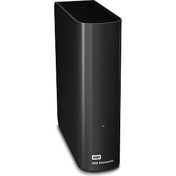 Wd 12TB Elements 3,5 Inc USB 3.0 WDBWLG0120HBK-EESN Harici Harddisk