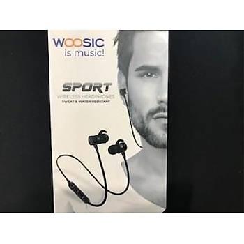Woosic M900 Manyetik Kablosuz Kulak Ýçi Bluetooth Kulaklýk
