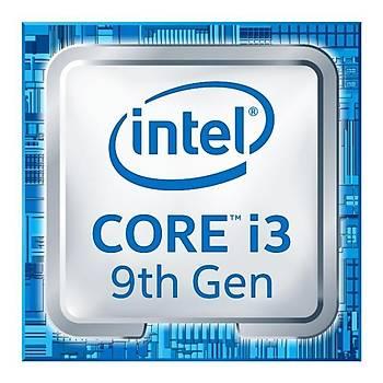 Intel Core i3 9100 Soket 1151 3.7GHz 6MB Önbellek 4 Çekirdek 14nm Ýþlemci Kutulu Box