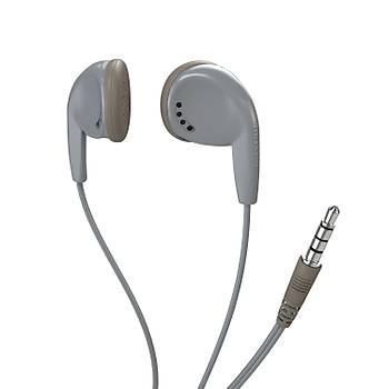 Maxell EB-98 Gri Ear Bud Kulaklýk