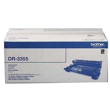 Brother DR-3355 HL-5450-5450-6180 DCP-8110-8155 MFC-8510-8910 30.000 Sayfa  Drum