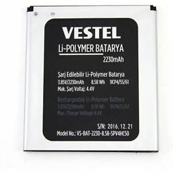 Vestel E3 Batarya Pil