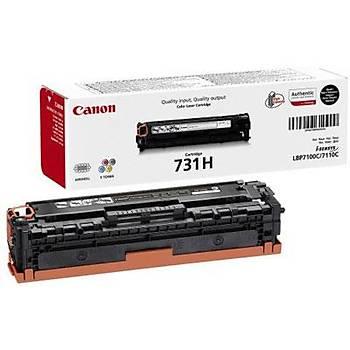 Canon CRG-731H BK Black Siyah 2.400 Sayfa Yüksek Kapasite Toner LBP7110 MF628-8230-8280
