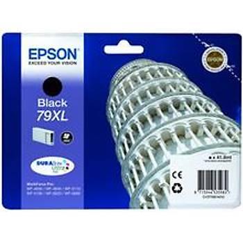 Epson WP5110-5190 Black Siyah Yüksek Kapasite Mürekkep Katuþ T79014010