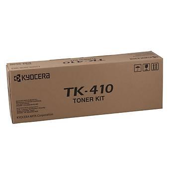 Kyocera TK-410 Orjinal Fotokopi Toneri KM-1620-1635-1650-2020-2050-2035 15.000 Sayfa