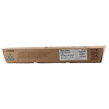 Ricoh MP C3300 Cyan Mavi  Orjinal Fotokopi Toneri MP C2800-3001-3501 16.000 Sayfa
