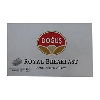 Doðuþ Royal Breakfast Demlik Poþet Çay 500x3.2 gr