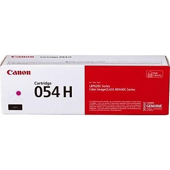 Canon CRG-054H M Magenta Kýrmýzý Yüksek Kapasiteli Toner MF645