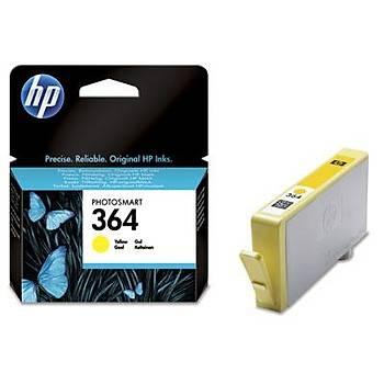 HP 364 Yellow Sarý Kartuþ CB320EE
