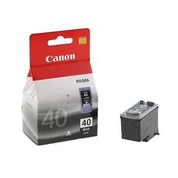 Canon PG-40 Black Siyah Mürekkep Kartuþ MX300-310 MP140-190-210-220