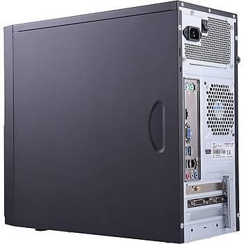 Casper Nirvana N2L.1010-8L05T-00A i3 10100 8GB 500GB 250W Windows 10 Home Masaüstü Bilgisayar