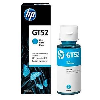 HP GT52 Cyan Mavi Mürekkep M0H54AE