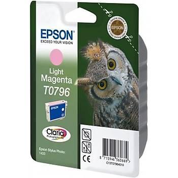 Epson 1400-P50 Light Magenta Açýk Kýrmýzý Mürekkep Kartuþ T07964020