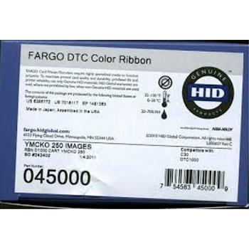 Fargo DTC1000 Renkli Ribon 045000