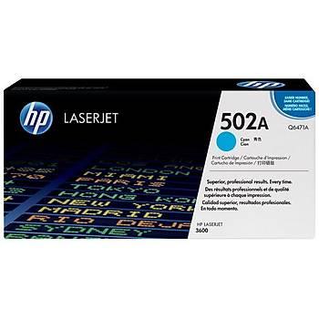 HP Q6471A 3600 TONER MAVÝ