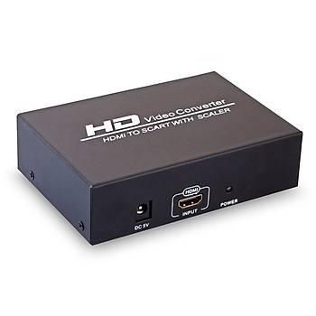 S-link SL-HS30 Hdmý To Scart Çevirici Adaptör