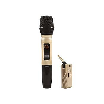 Snopy SN-U22 Gold Uhf Kablosuz El Mikrofonlu kulaklýk
