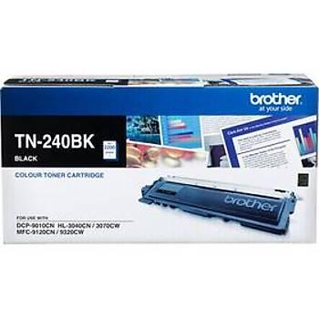 Brother TN-240BK 2.200 Sayfa Black Siyah Toner HL-3040-3045-3070-3075 DCP-9010 MFC-9120-9125-9325-93