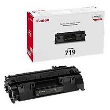 Canon CRG-719 2.100 Sayfa Toner LBP251-2526670 MF411-416-419