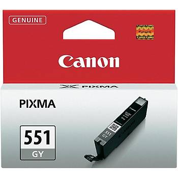 Canon CLI-551GY Gray Gri Mürekkep Kartuþ IP7250 MX925