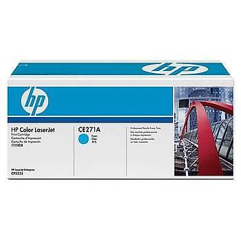 HP 650A Cyan Mavi 15.000 Sayfa Toner CE271A