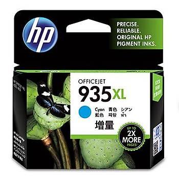 HP 935XL Cyan Mavi Yüksek Kapasite Kartuþ C2P24AE