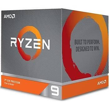 AMD Ryzen 9 3900X 3,8GHz 70MB Cache Soket AM4 Ýþlemci