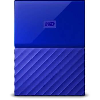 Wd 2Tb 2.5 Usb3.0  Wdbs4B0020Bbl Elements Mavi Harici Harddisk