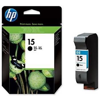 HP 15 Black Siyah Kartuþ C6615DE
