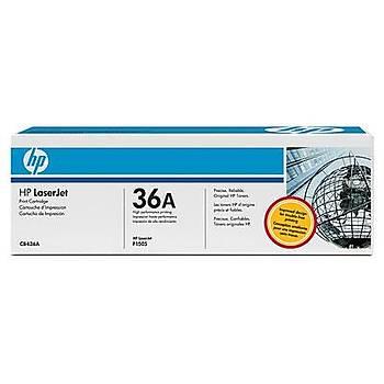 HP 36A Black Siyah 2.000 Sayfa Toner CB436A
