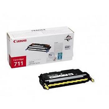 Canon CRG-711Y Yellow Sarý Toner LBP5300-5360 MF8450-9130-9170-9220-9280