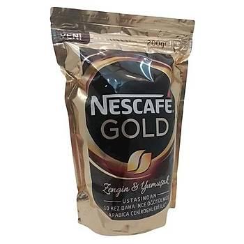 Nestle Nescafe Gold Doy Pack Sgnt 200gr 12360825
