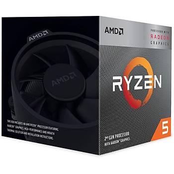 Amd Ryzen 5 3600X 4.4Ghz 35Mb Wraith 95W 7Nm Am4 Amd Ýþlemci Kutulu Box