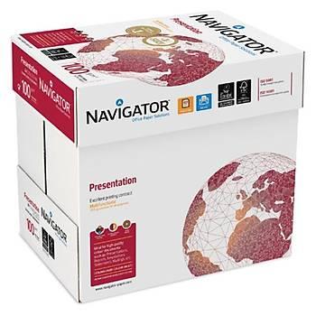 Navigator A4 Fotokopi Kaðýdý 100gr-500 lü 1 koli = 5 paket
