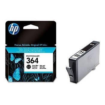 HP 364 Photo Black Foto Siyah Kartuþ CB317EE