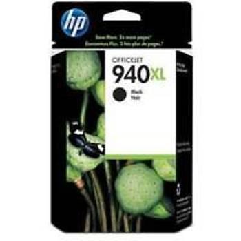 HP 940XL Black Siyah Yüksek Kapasite Kartuþ C4906AE