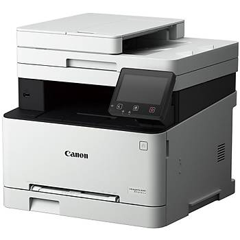 Canon MF645CX Yazýcý-Tarayýcý-Fotokopi-Faks Dubleks WI-FI Ethernet Renkli Çok Fonksiyonlu Yazýcý
