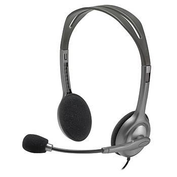 Logýtech 981-000593 H111 Stereo Headset
