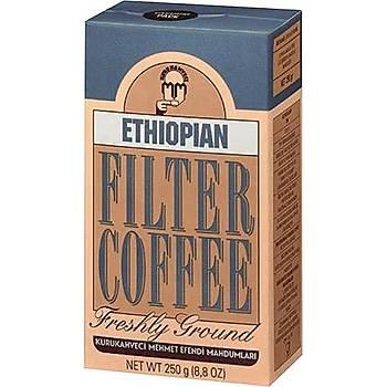 Mehmet Efendi Ethiopian Filtre 250 Gr