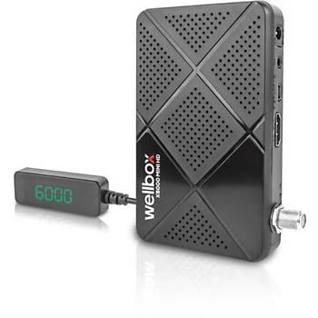 WellBox X5000 Mini Hd Uydu Alýcý Usb Wi-Fi Tkgs Ecast Youtube Kolay Kullaným